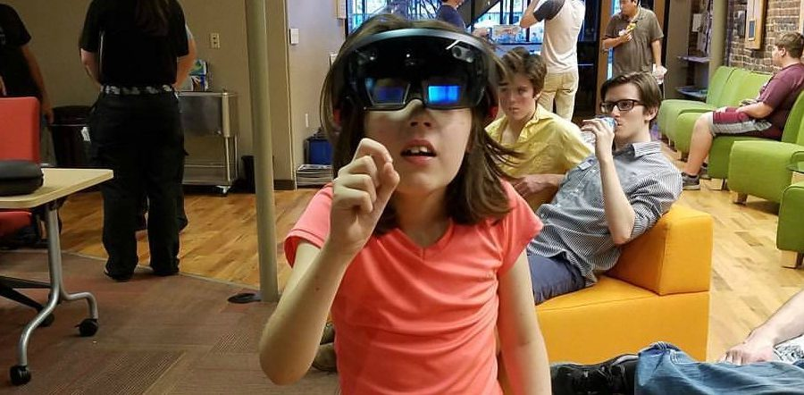 Hololens First Impressions