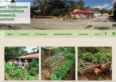 East Tennessee Permaculture Research Institute